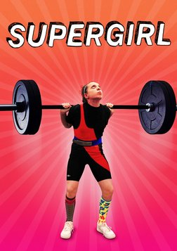 Supergirl - The Story of a Young Orthodox Jewish Weightlifter